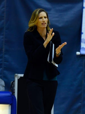 UWF volleyball coach Melissa Wolter rates her 2016 signing class as one of the best of her tenure with Argos program.