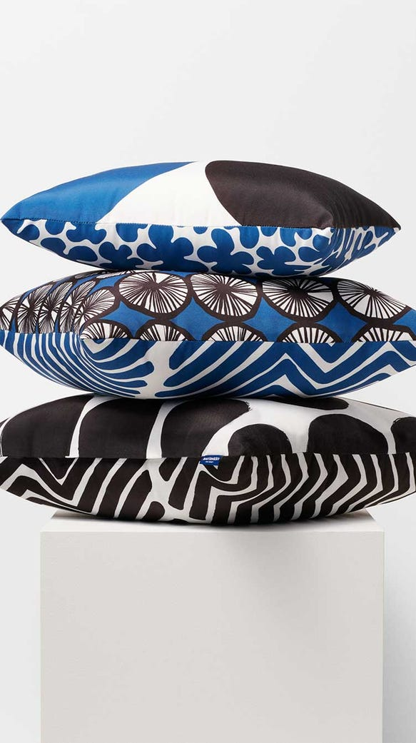 Indoor/Outdoor Lumbar Pillows, $24.99