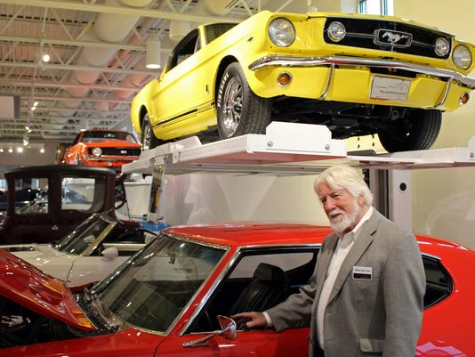 Green Bay Man Says Cars Are Beauty In Motion