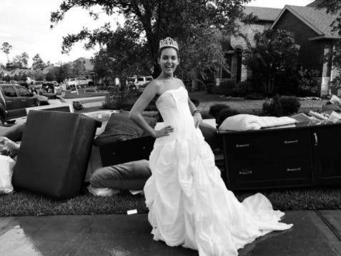 Christ the king lsu wedding dress