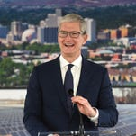 Apple to hire 20,000, open new campus and pay $38 billion tax bill on overseas profits