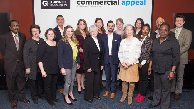 The 11 recipients of Gannett Community Action Grants include local organizations focused on health care, community development and cultural enrichment.