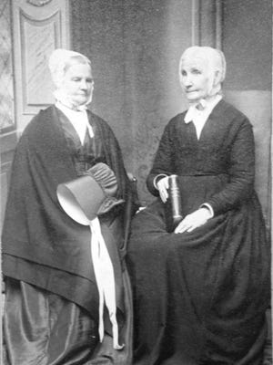 Elizabeth Comstock and Laura Haviland, two early Lenawee County pioneer women, dedicated their lives to the advancement and empowerment of the Black community.