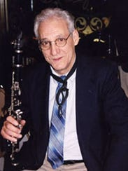 New City clarinetist Joe Licari to receive Distinguished