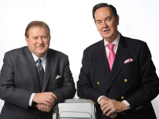 Cal Thomas and.Bob Beckel