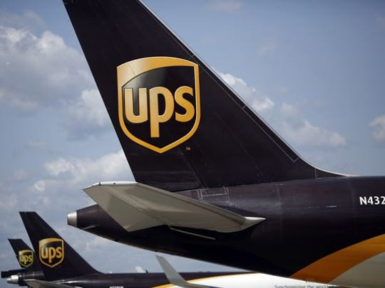 UPS is one of New Jersey's largest employers