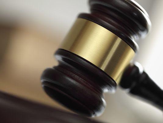 Courts - gavel