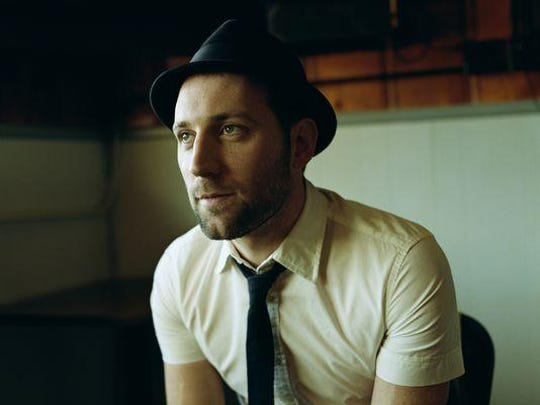 Nashville star Mat Kearney headlines Friday night's music lineup at the Des Moines Arts Festival.