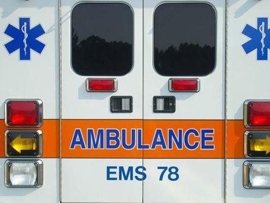 Ambulance stock photo Getty