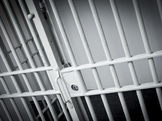Getty Images jail bars