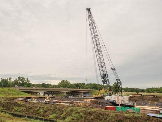 The Exit 92 bridge over I-94 will be closed for construction beginning this week. The bridge is being replaced, and work is expected to be completed in September.