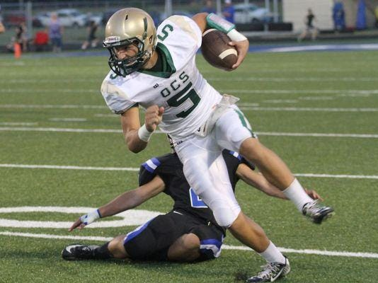 OCS will have a retooled offense in 2015 without top receiver Jake Slaughter