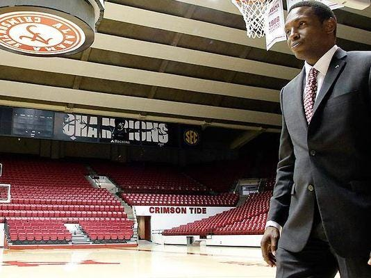 Coach Avery Johnson and the Alabama men basketball team's nonconference schedule takes shape.