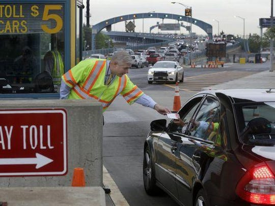 Pope Francis' two-day trip to the City of Brotherly Love will mean the closure of 25 miles of highway, including part of the expressway, a major bridge to New Jersey and a ban on cars.