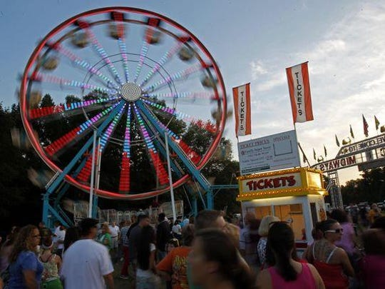 Food, games and family fun are always in store at the Italian Festival in Ocean Township.