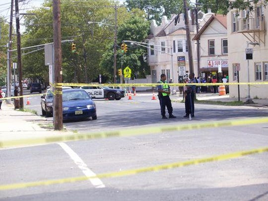 Both men involved in a shooting in Asbury Park Thursday remained in critical condition Friday, according to Monmouth County Prosecutor's Office spokesman Charlie Webster.