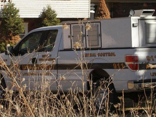 Animal Control van file photo