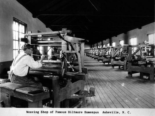 Echoview Fiber Mill brings back historic hue