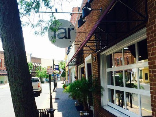 RAR Brewing Co. is located in downtown Cambridge.