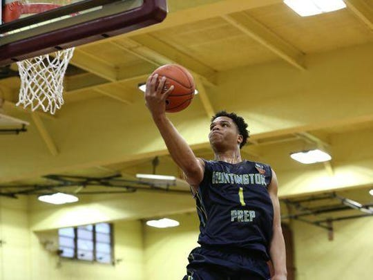 Miles Bridges became coach Tom Izzo's fourth commitment in MSU's 2016 recruiting class, joining Cassius Winston from Detroit, Josh Langford from Alabama and Nick Ward from Ohio.