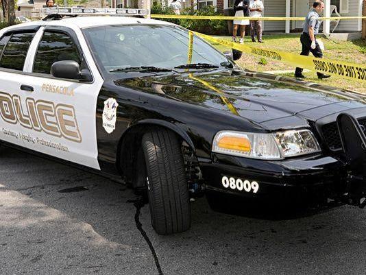 PPD squad car