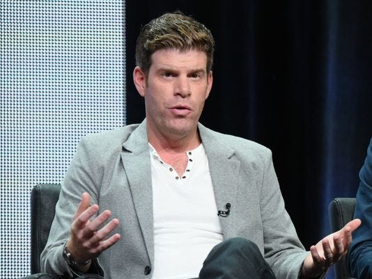 Comedian Steve Rannazzisi explains himself to Howard Stern in a new interview.