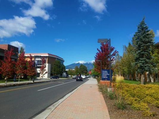 Northern Arizona University at Flagstaff