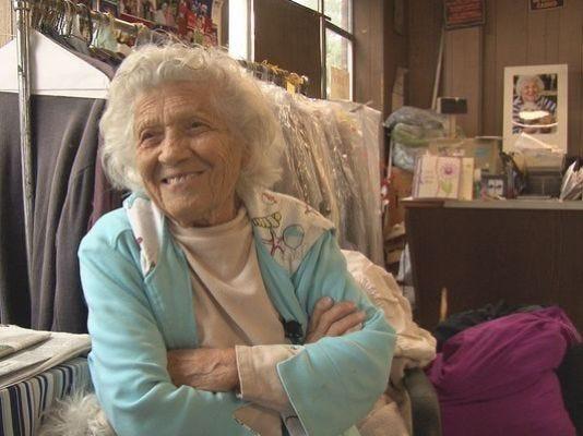 Felimina Rotundo works six days a week washing clothes at a laundromat in Buffalo, N.Y.