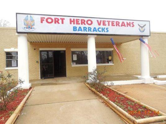 Fort Hero Barracks