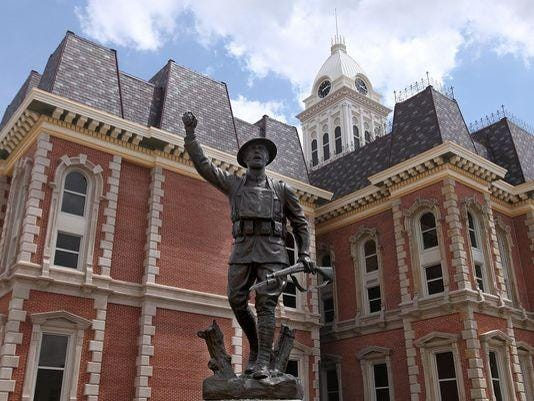 Randolph courthouse