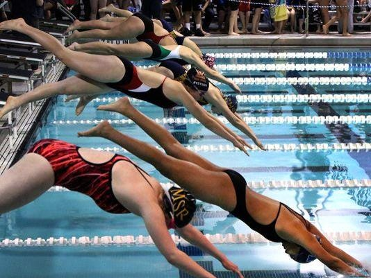 Girls Swimming Preview Photo