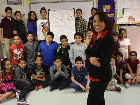Aracelia Guillermo-Rios of Desert Trail Elementary