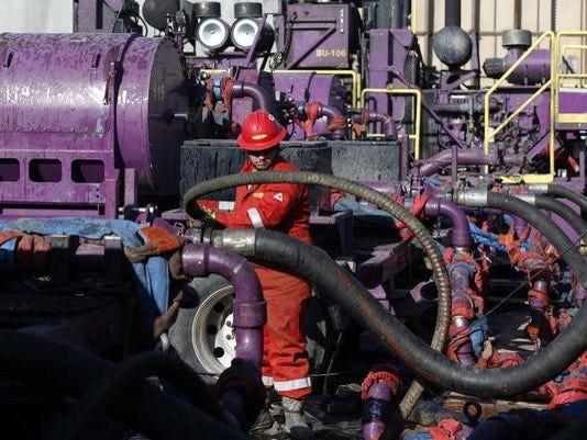 Fracking USAT