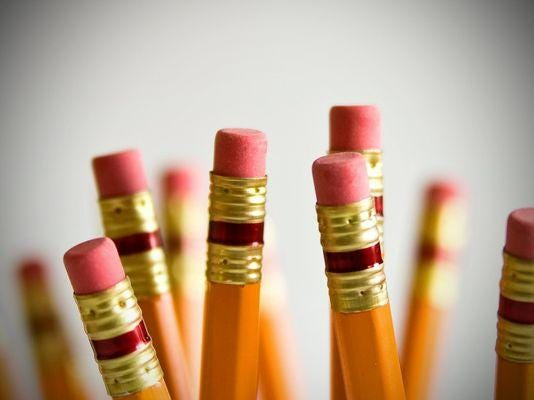 education pencils