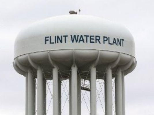 PLY flint water tile