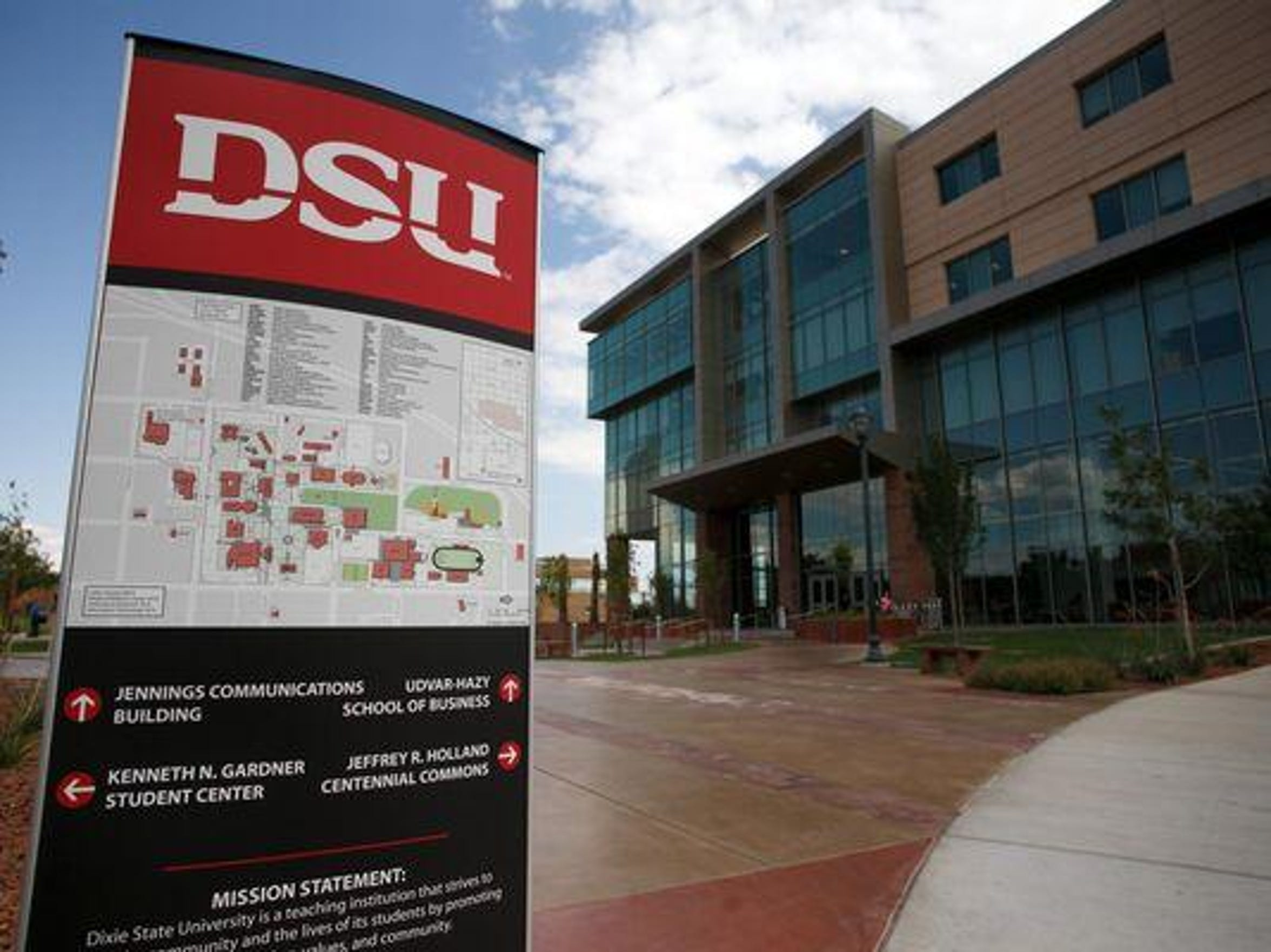 Dixie State University, St. George