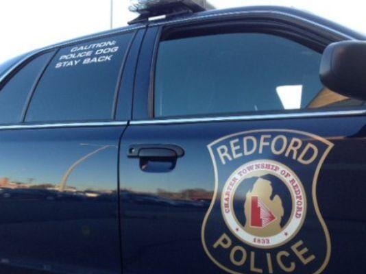 Redford police car