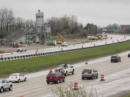 I-275 construction