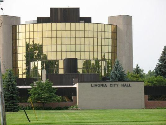 Livonia city hall