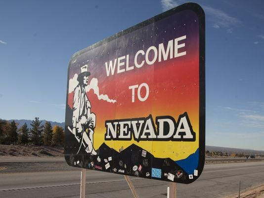 DVT Nevada sign