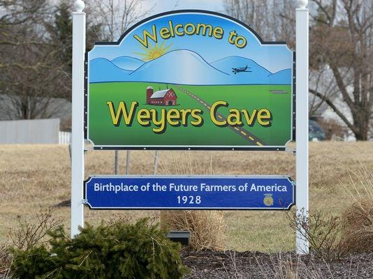 Weyers Cave