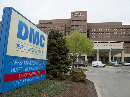 DMC's Harper University Hospital has avoided having Medicare funding cut off after correcting problems with infection control.