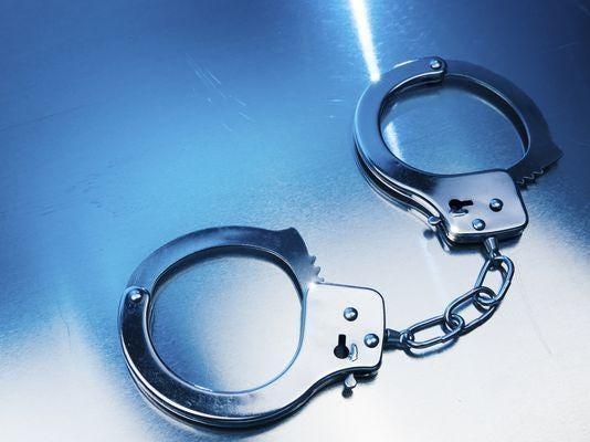 web handcuffs
