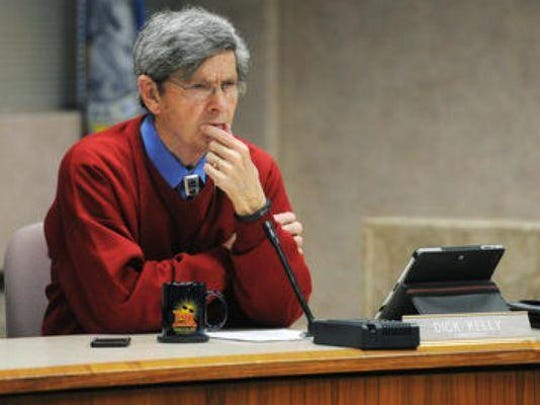 Long-time Minnehaha County Commissioner Dick Kelly will serve his final days as an elected official this month.