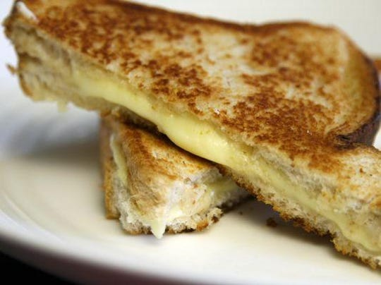 Grilled cheese sandwiches are the focus of a new event