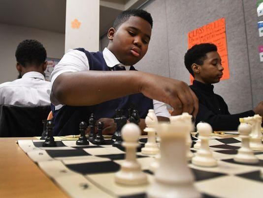 University Prep team lands national chess titles