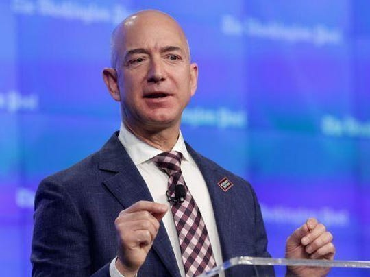 Amazon founder and CEO Jeff Bezos said Amazon HQ2 will