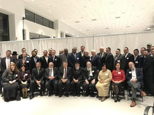 More than 50 community leaders gathered at Pine Belt Chevrolet for the launch of the Lakewood Neighbors coalition.