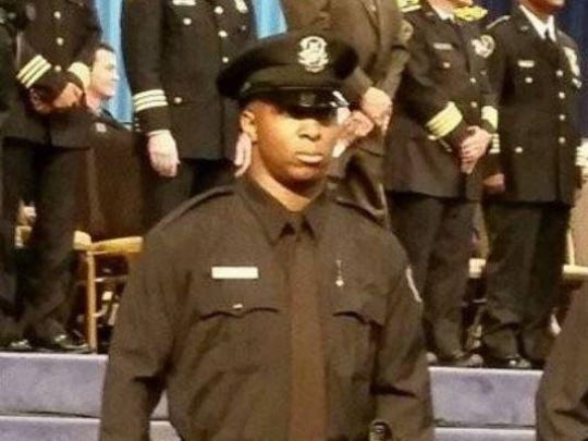 Detroit Police Officer Glenn Doss