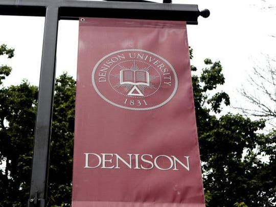 Denison University shifting to remote learning in response to virus.